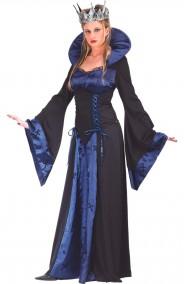 Costume donna adulta Regina ravenna strega grimilde