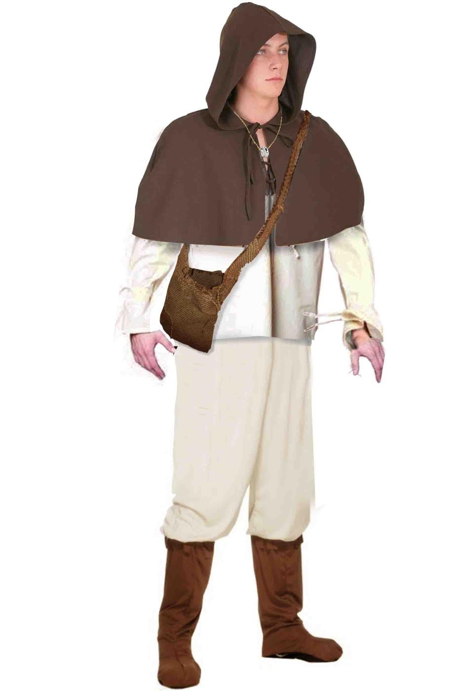 Costume carnevale da Hobbit della contea adulto