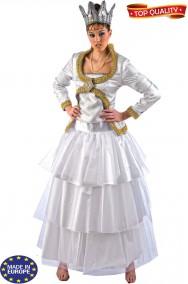 Costume Regina Bianca Top Quality