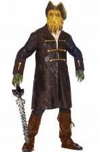 Costume pacchetto cosplay Davy Jones pirata dei caraibi