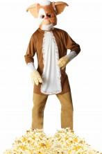 Costume cosplay Gremlins Gizmo anni 80 adulto