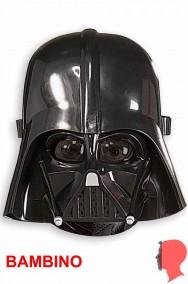Maschera di Darth Vader di Star Wars da bambino