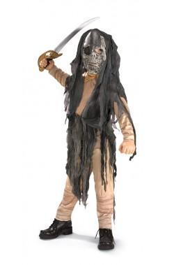 Costume carnevale Bambino Pirata Fantasma