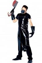 Costume uomo infermiere macellaio dell'orrore
