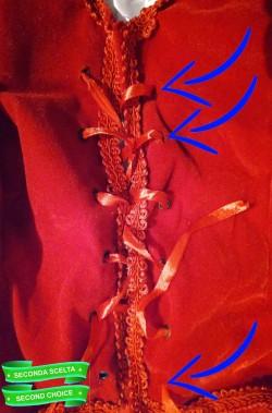 Costume di carnevale donna da Cappuccetto Rosso De Luxe scontatissimo