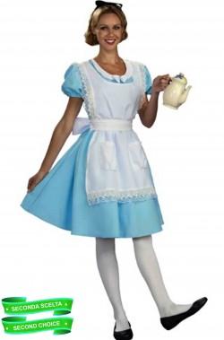 Costume Alice nel paese delle meraviglie scontato