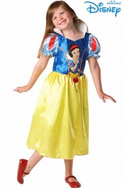 Costume carnevale bambina Biancaneve Classica Disney