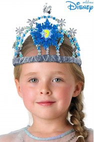 Coroncina a tiara di Elsa di Frozen originale Disney