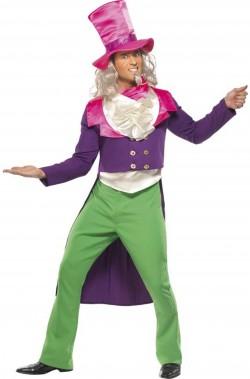 Costume uomo cappellaio matto Dal Film Alice nel paese delle meraviglie