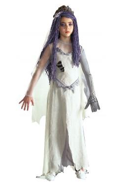 Costume carnevale Bambina Sposa Cadavere