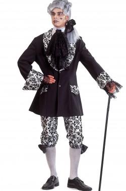 Vestito di Carnevale da Cavaliere Barocco Veneziano del 700