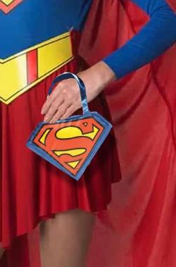Borsetta donna Supergirl