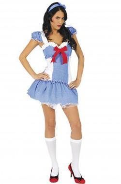 Vestito di carnevale Dorothy del Mago di Oz