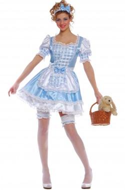 Vestito di carnevale da Dorothy de Il Mago di Oz