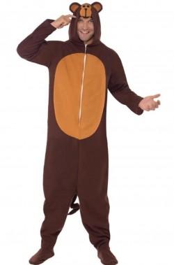 Costume di carnevale adulto da scimmia