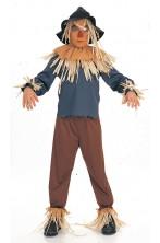 Costume carnevale Bambino Spaventapasseri De Il Mago Di Oz