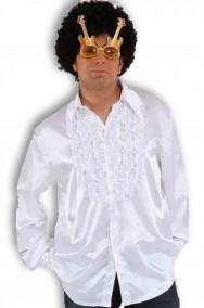 Camicia uomo anni 70 bianca
