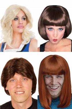 Gruppo di parrucche per...