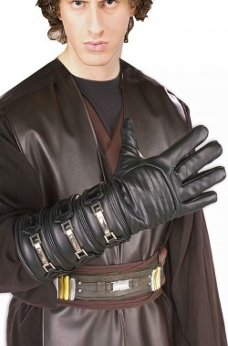 Guanto per cosplay di Anakin Skywalker di Star Wars adulto