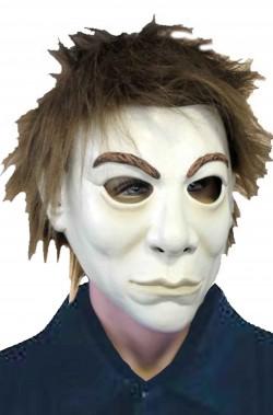 Maschera imitazione di quella di Michael Myers economica