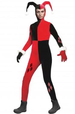 Costume Harley Quinn...
