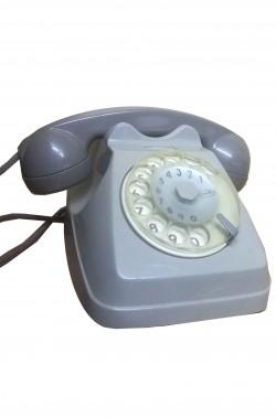 Telefono a disco d'epoca SIP