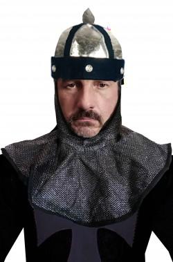 Elmo da soldato medievale...