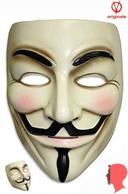 Maschera film V Per Vendetta Anonymous Originale