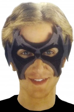 Maschera di carnevale da uomo
