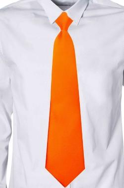 Cravatta arancione elegante...