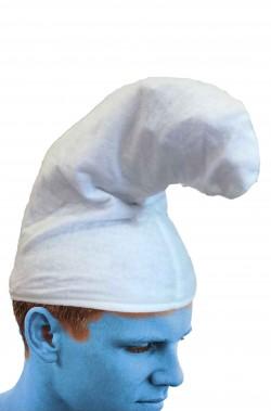 Cappello da Puffo bianco economico