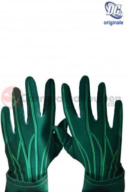 Guanti verdi Green Lantern Lanterna Verde originali