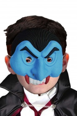 Maschera di Halloween economica da bimbo vampiro