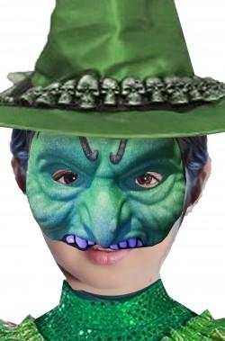 Maschera Halloween economica da bambina