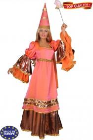 Vestito di carnevale da fata donna adulta
