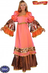 costume cosplay dama medievale