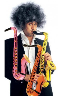 Saxofono gonfiabile