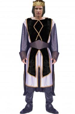 Vestito di carnevale da Re del Signore degli Anelli