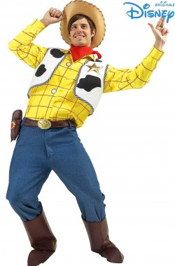 Costume Woody Toy Story...