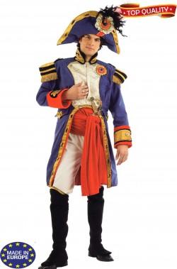 Vestito da Napoleone soldato divisa ufficiale storico