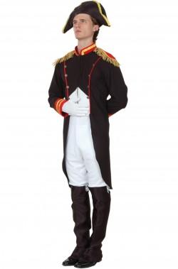 Vestito da Napoleone Bonaparte adulto