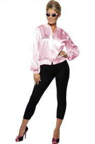 Giacca delle Pink Ladies di Grease