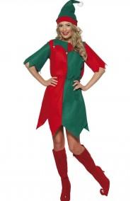 Costume da elfo di Babbo Natale