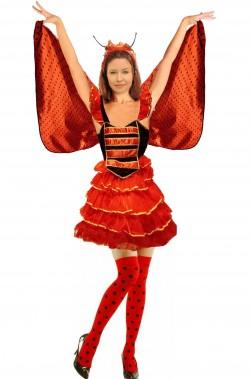 Costume donna Coccinella...