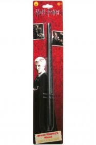 Bacchetta magica giocattolo per bambini di Draco Malfoy