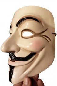 Maschera Anonymous V per Vendetta