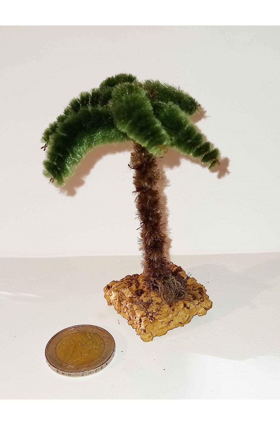 Albero di palma per presepe diorami plastici