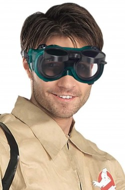 Occhiali a visione notturna giocattolo finti per ghostbusters