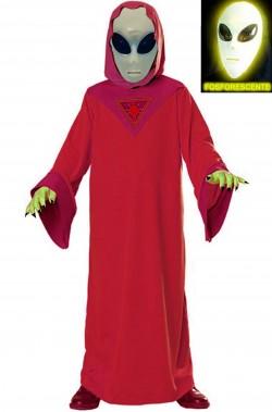 Costume alieno...