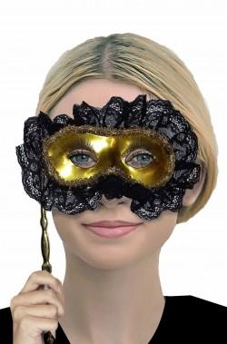 Maschera di carnevale color...